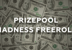 New Prizepool Madness Freeroll на ПокерСтарс