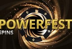 акция POWERFEST SPINS стартовала на PartyPoker