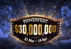 Акция на POWERFEST для помощи от членов Team Poker Pros